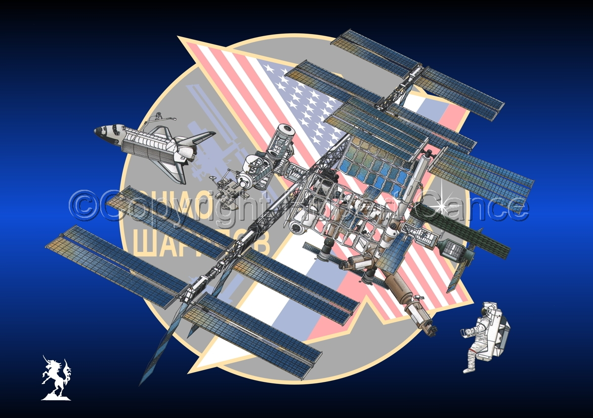 International Space Station (Insignia #13) (large view)