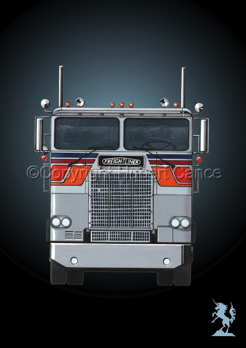 Freightliner COE Tractor #1.4 (large view)
