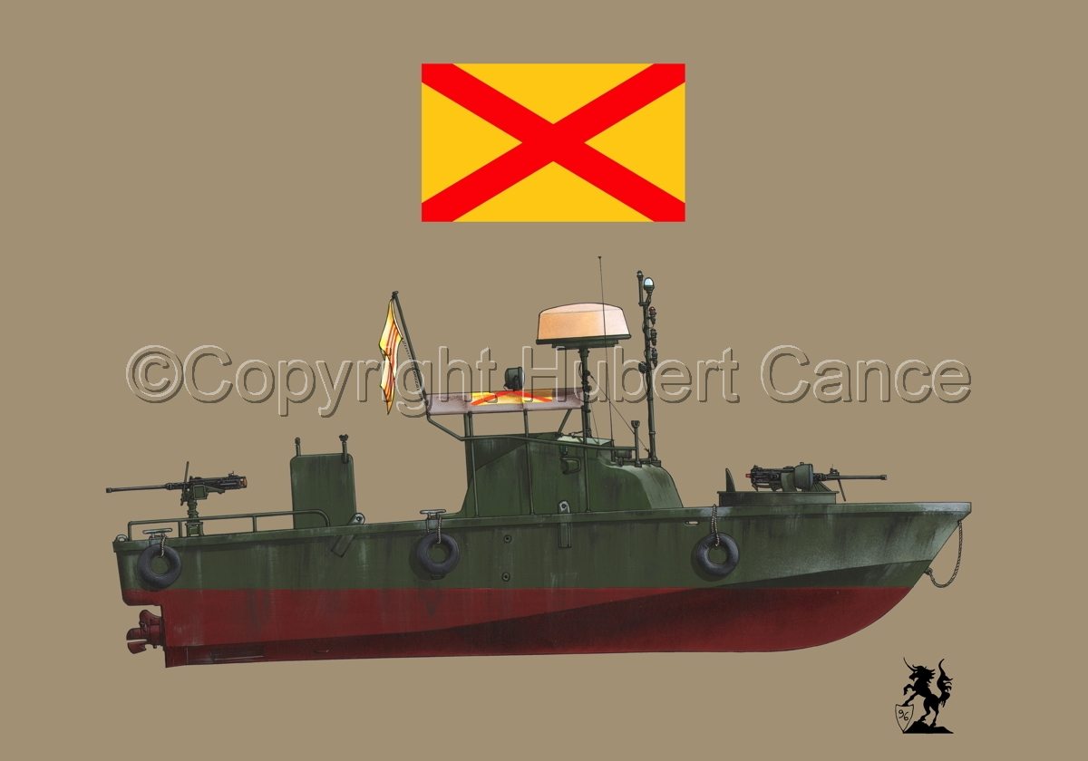 """""""South Vietnamese PBR Mk.II"""" (Insignia #1.2) (large view)"""