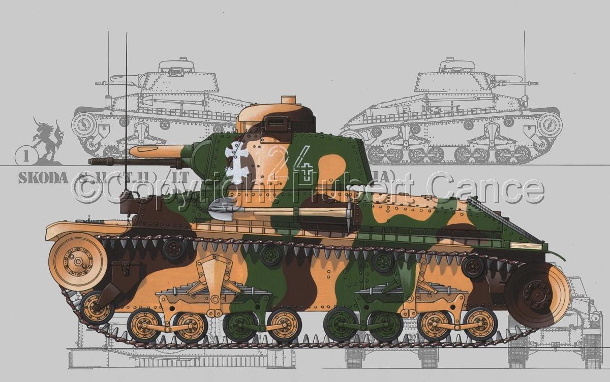 Skoda LtVz.35 (Blueprint #3) (large view)