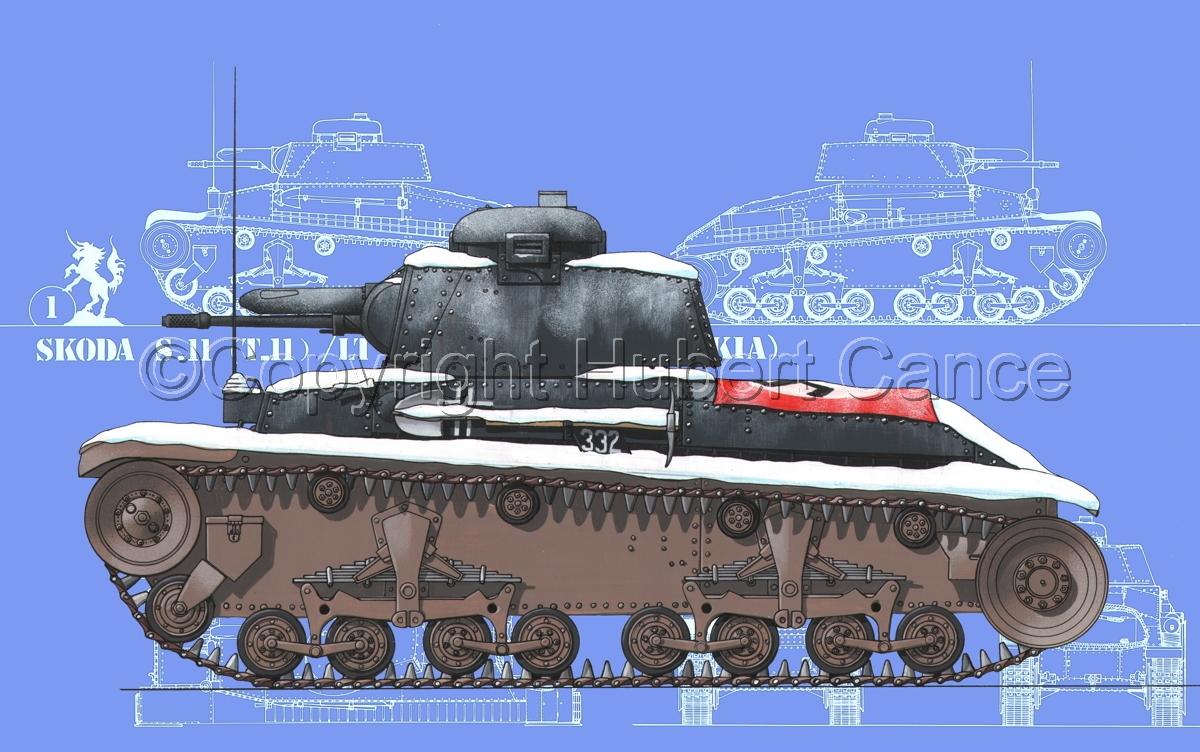 PzKpfw.35(t) (Blueprints #2) (large view)