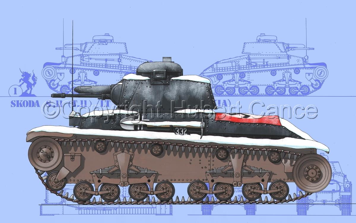 PzKpfw.35(t) (Blueprints #1) (large view)
