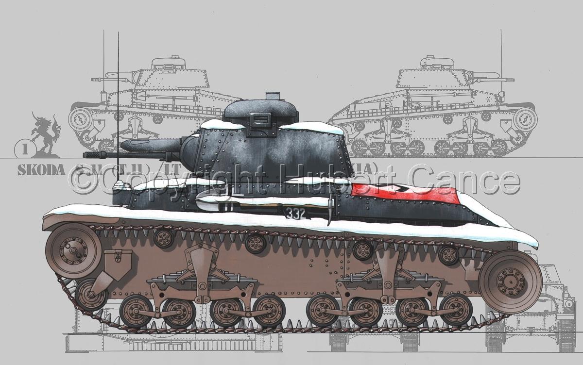 PzKpfw.35(t) (Blueprints #3) (large view)