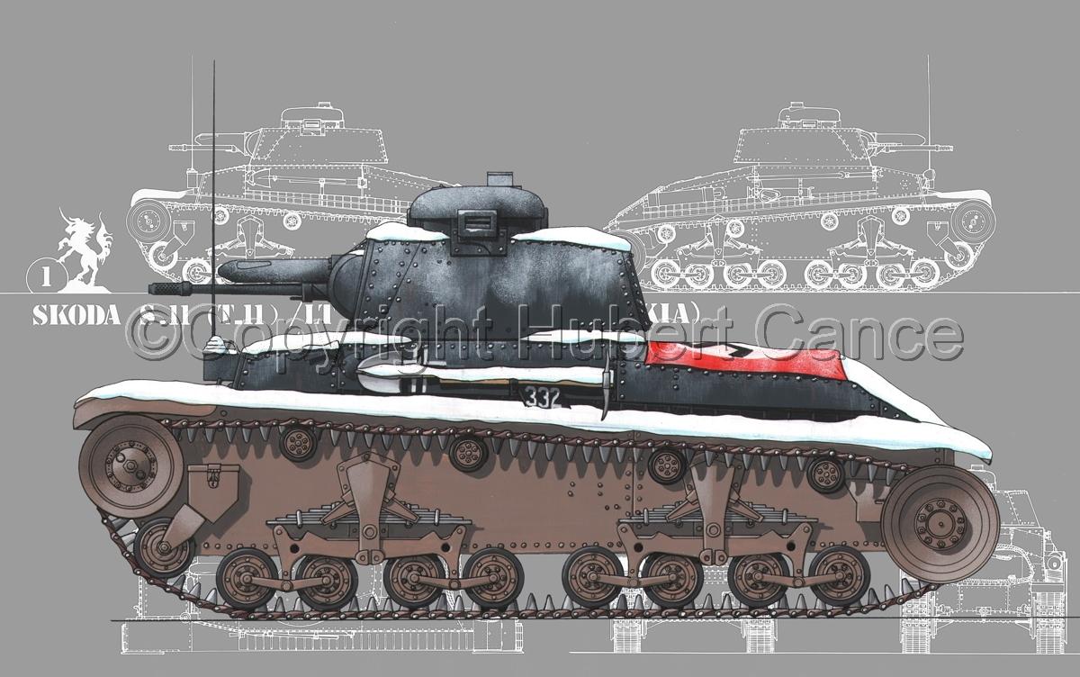 PzKpfw.35(t) (Blueprints #4) (large view)