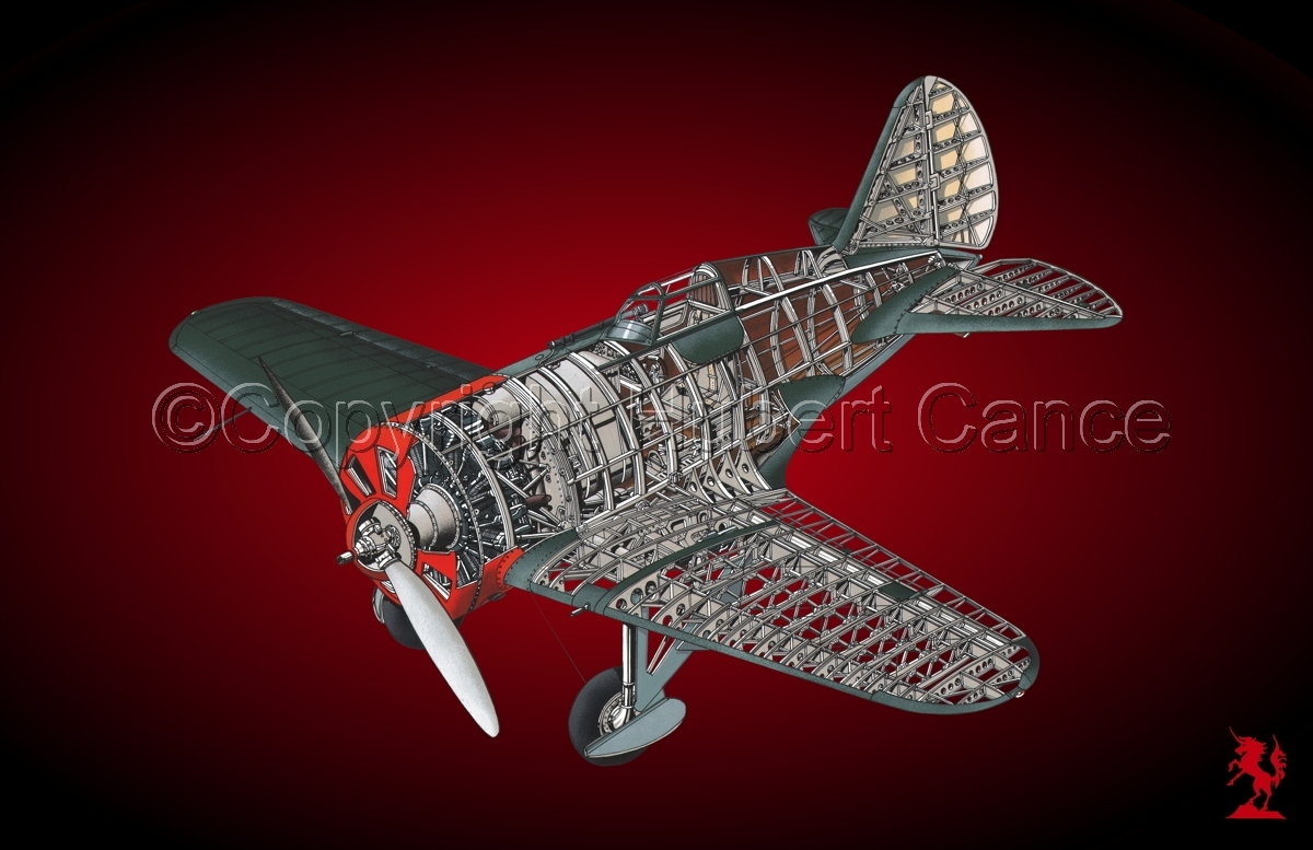 Polikarpov I.16 Type 5 #1.4 (large view)