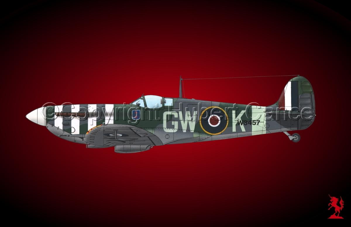 "Supermarine ""Spitfire"" Mk.Vb #2bis.4 (large view)"