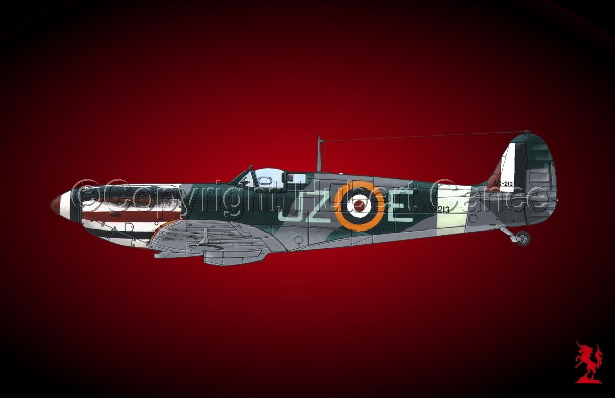 "Supermarine ""Spitfire"" Mk.Ia #2.4 (large view)"