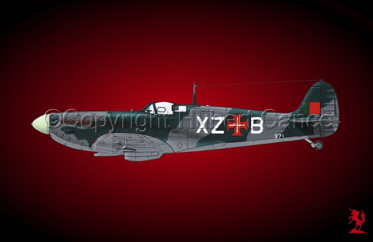 "Supermarine ""Spitfire"" Mk.Ia #3.4 (large view)"