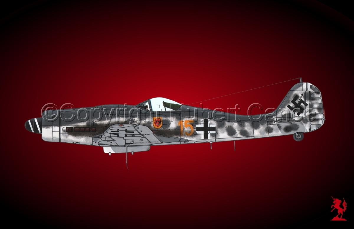 "Focke-Wulf Fw 190D-9 ""Dora"" #2.4 (large view)"