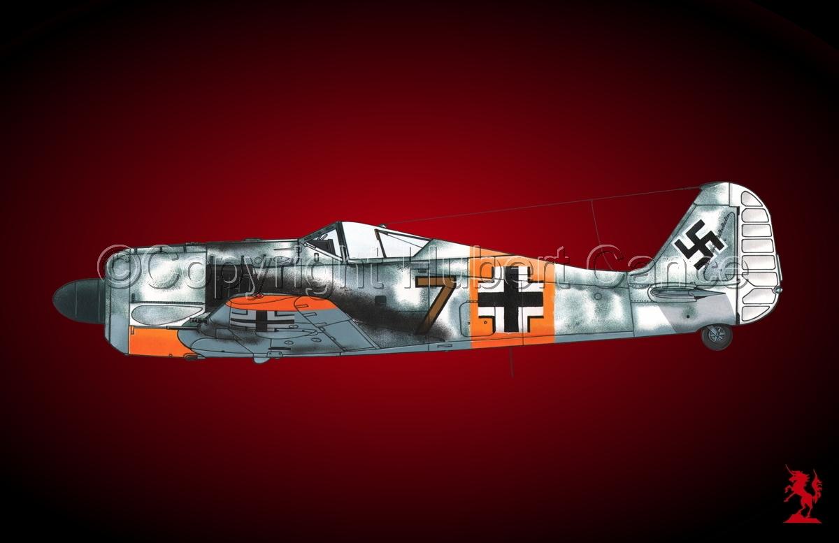 Focke-Wulf Fw 190A-3 #1.4 (large view)