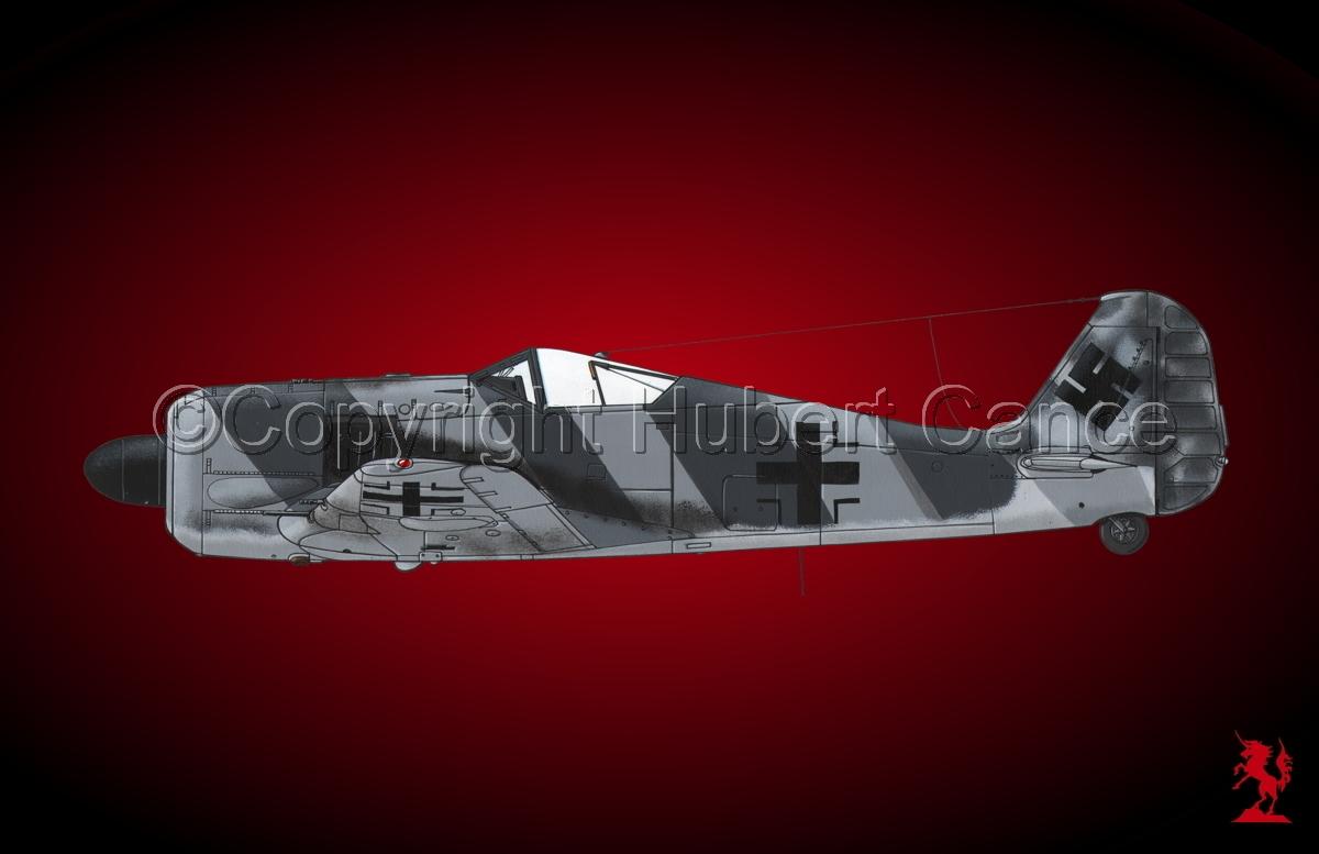 Focke-Wulf Fw 190A-3 #2.4 (large view)