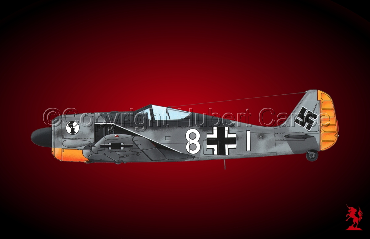 Focke-Wulf Fw 190A-3 #4bis.4 (large view)