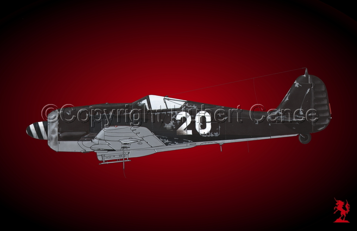 Focke-Wulf Fw 190A-8 #1.4 (large view)