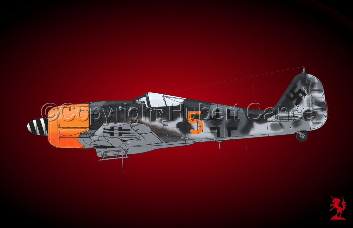 Focke-Wulf Fw 190A-8 #2.4 (large view)