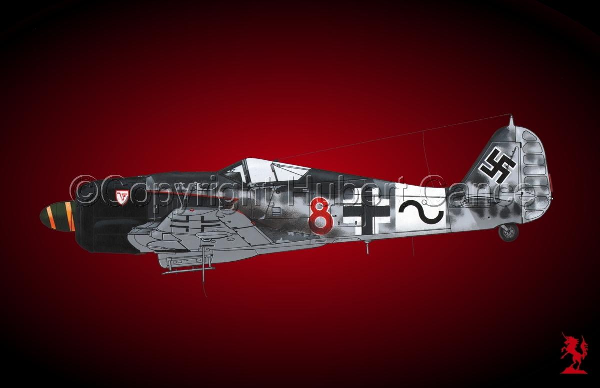 Focke-Wulf Fw 190A-8/R-2 #1.4 (large view)