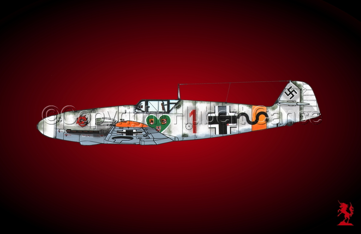 "Messerschmitt Bf 109F-2 ""Friedrich"" #4.4 (large view)"