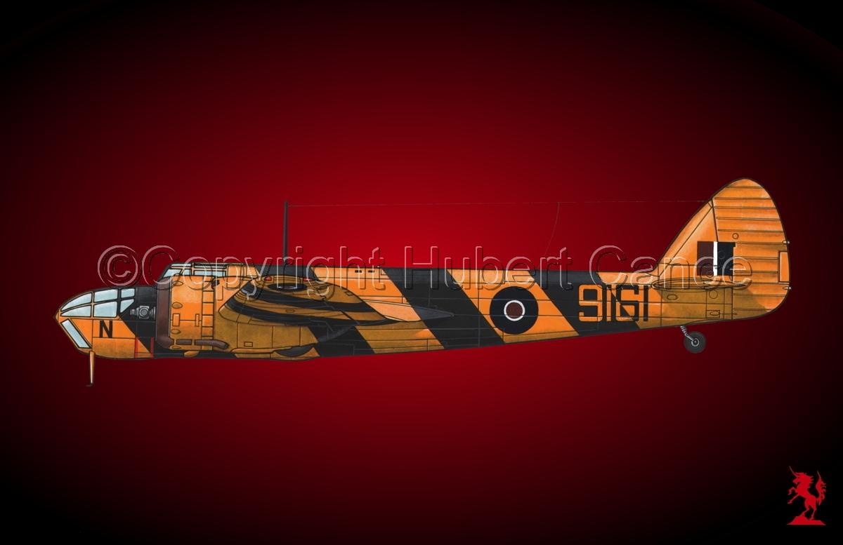 "Bristol (Fairchild) ""Bolingbroke"" Mk.IV #4 (large view)"