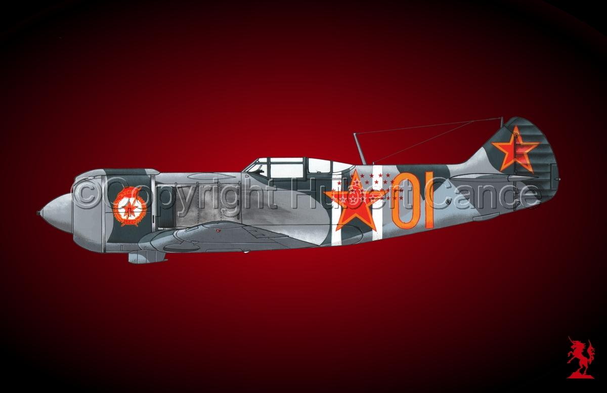 Lavochkin La-5FN #1.4 (large view)