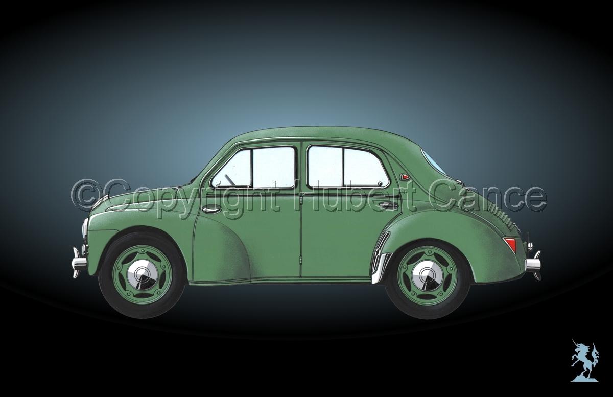 Renault 4 CV #2.4 (large view)
