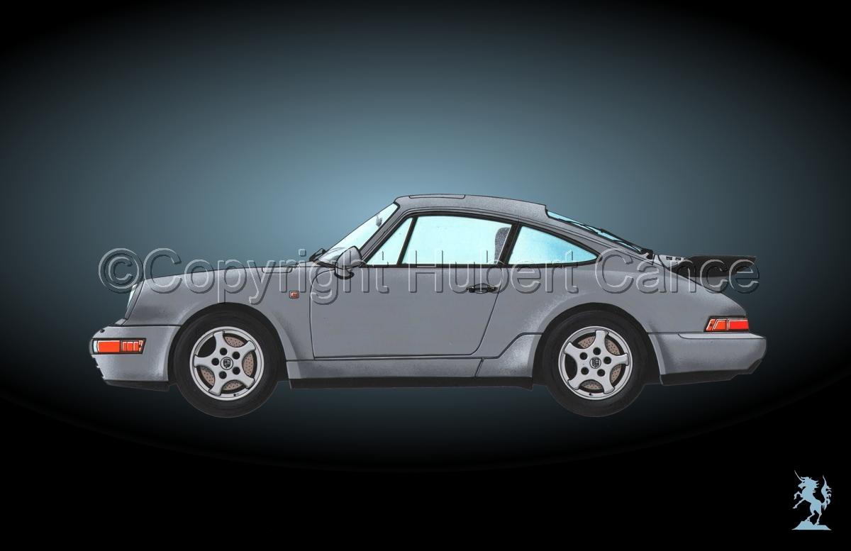 Porsche 911 #1.4 (large view)