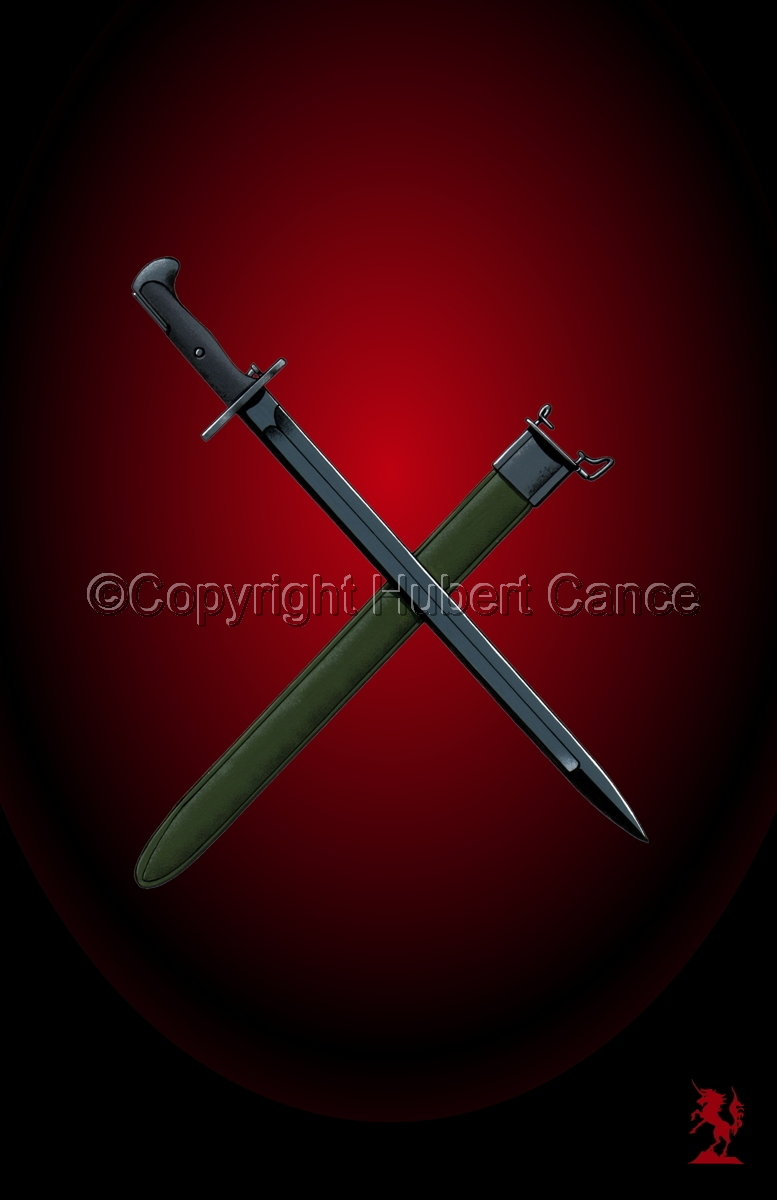 M.1942 Bayonet #4 (large view)