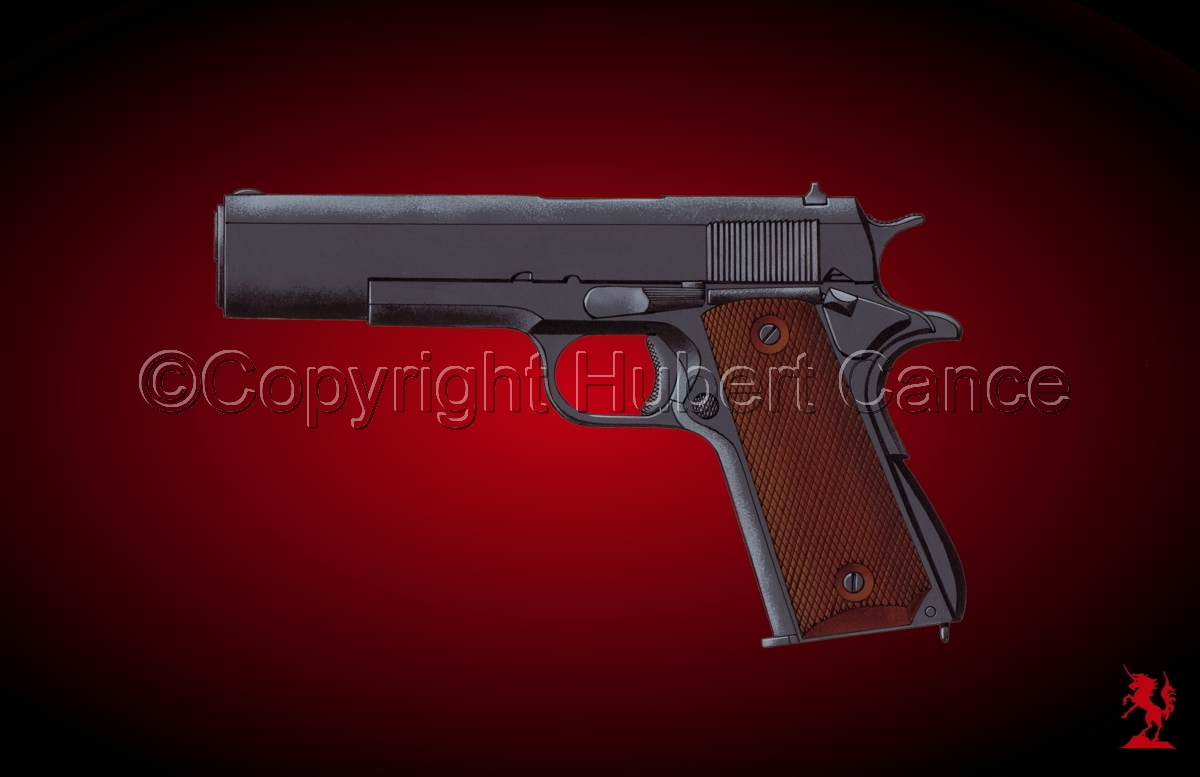 Colt .45 M1911A1 #4 (large view)