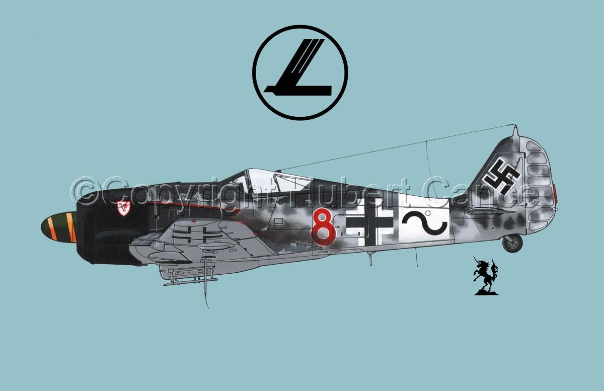 Focke-Wulf Fw 190A-8/R-2 (Logo #1.2) (large view)