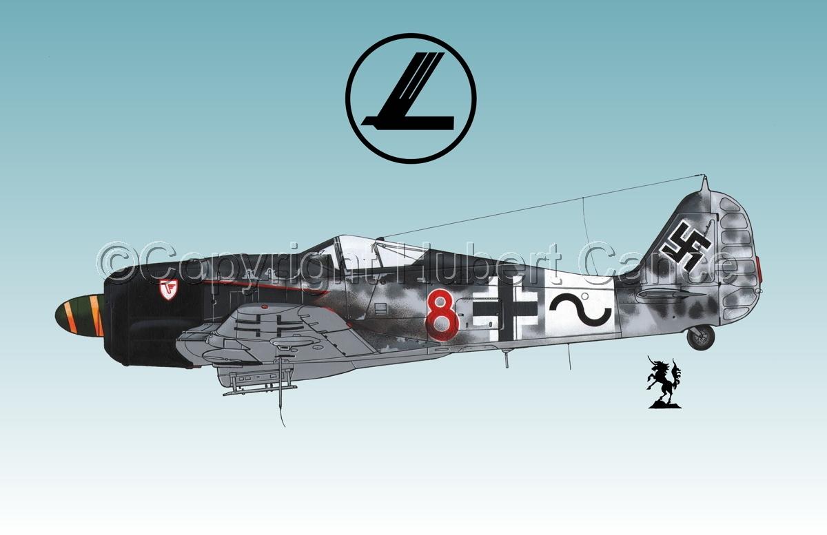 Focke-Wulf Fw 190A-8/R-2 (Logo #1.3) (large view)