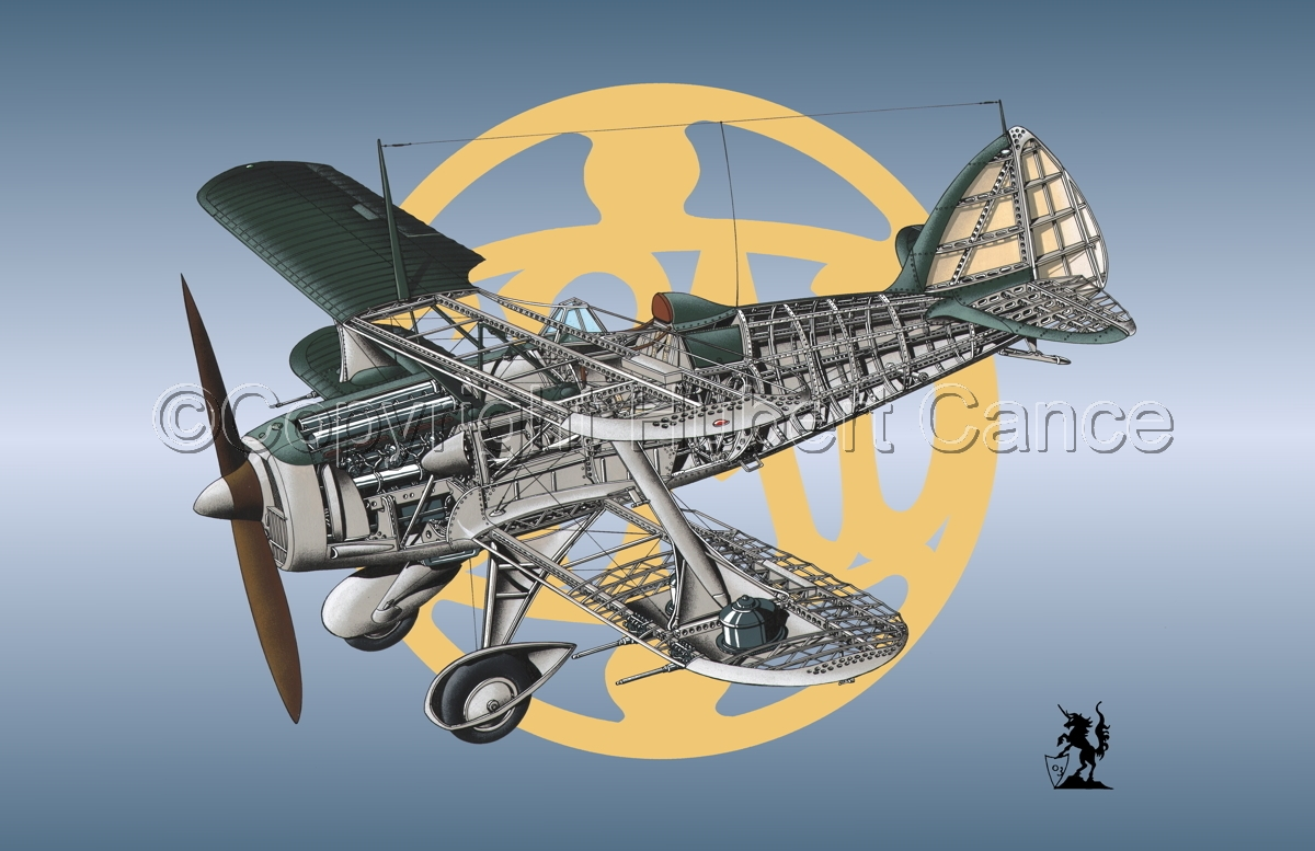 Bleriot-SPAD 510 (Logo #1) (large view)