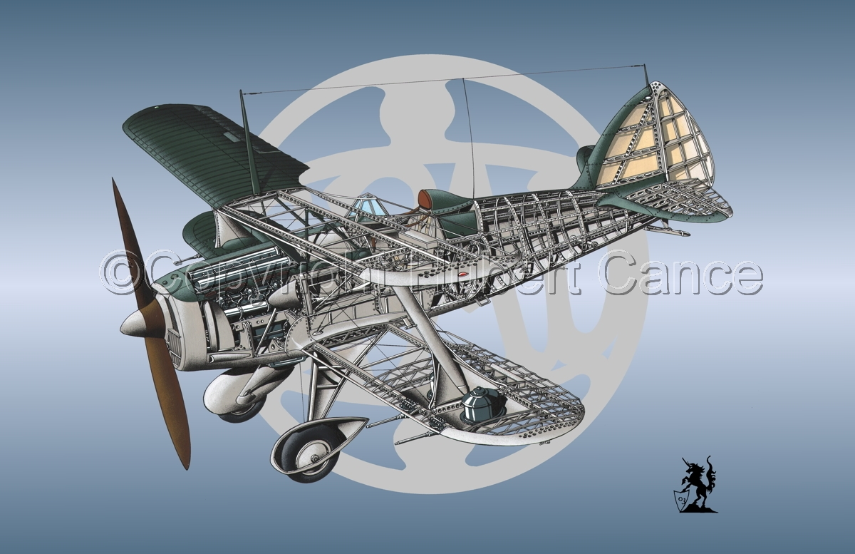 Bleriot-SPAD 510 (Logo #2) (large view)
