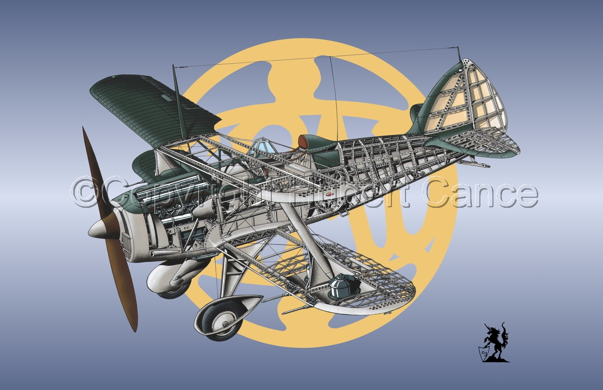 Bleriot-SPAD 510 (Logo #3) (large view)