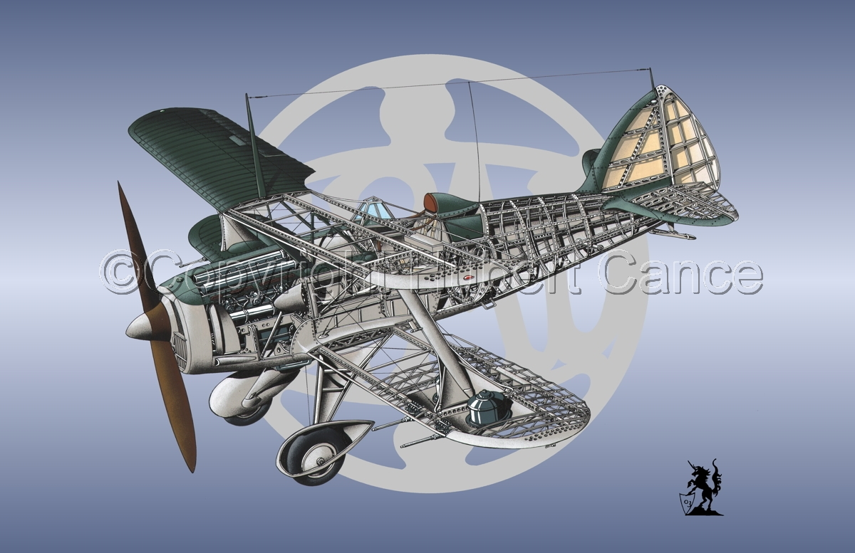 Bleriot-SPAD 510 (Logo #4) (large view)