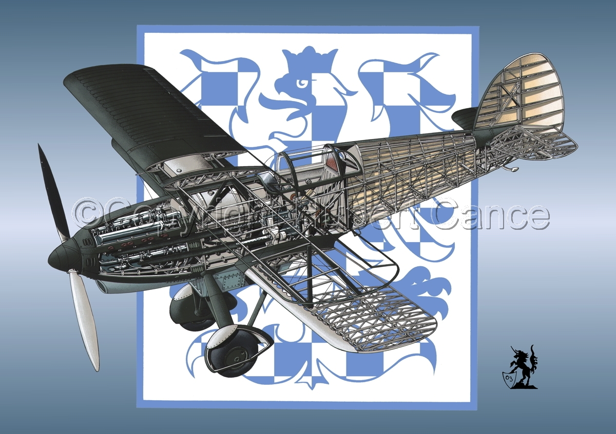 Avia B-534N (Insignia #1) (large view)