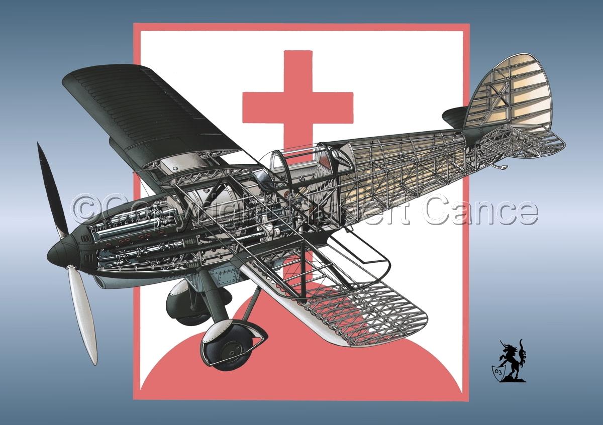 Avia B-534N (Insignia #2) (large view)