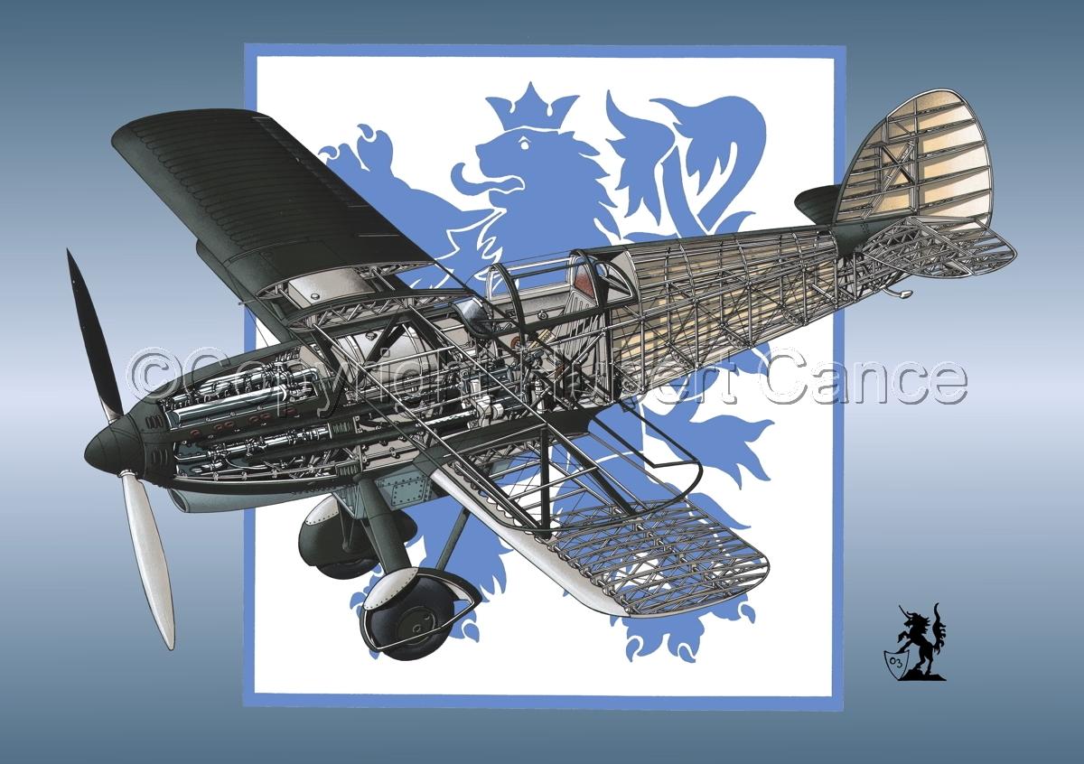 Avia B-534N (Insignia #3) (large view)
