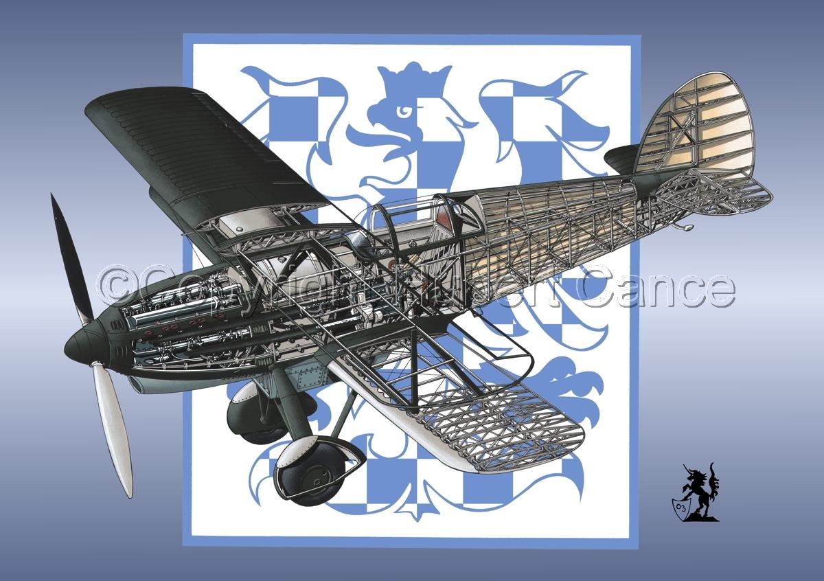 Avia B-534N (Insignia #6) (large view)