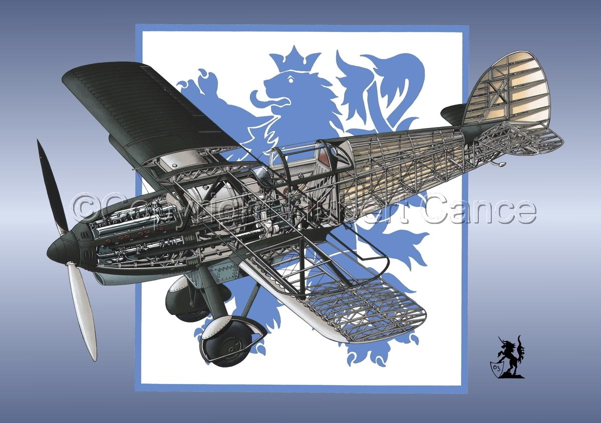 Avia B-534N (Insignia #8) (large view)