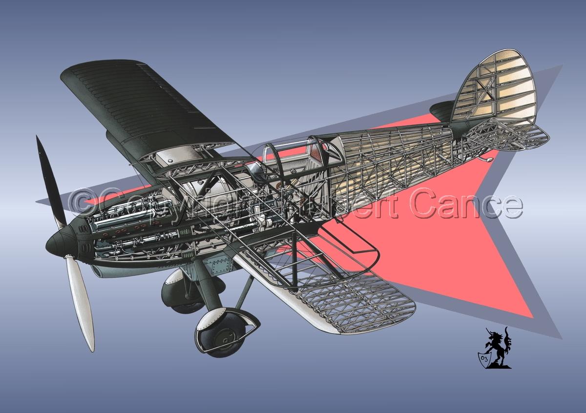 Avia B-534N (Insignia #9) (large view)