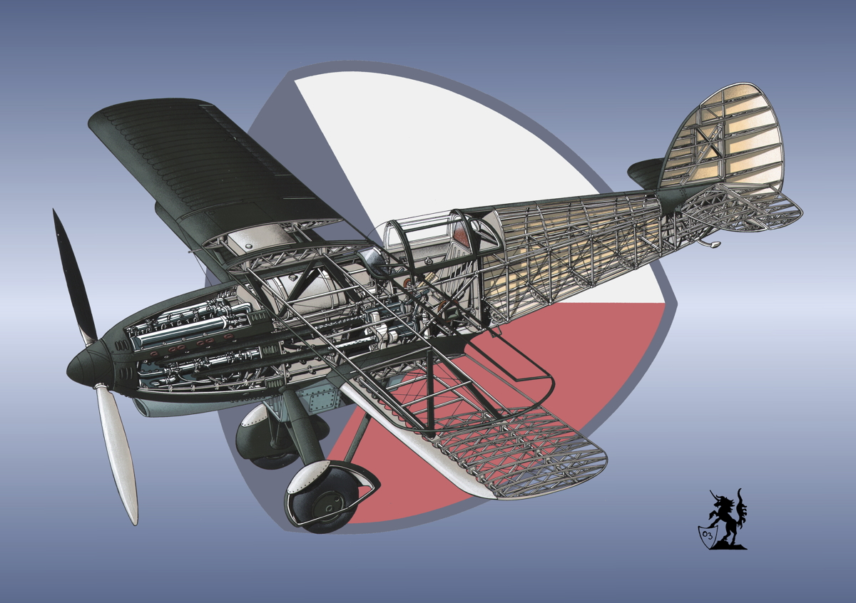 Avia B-534N (Insignia #10) (large view)