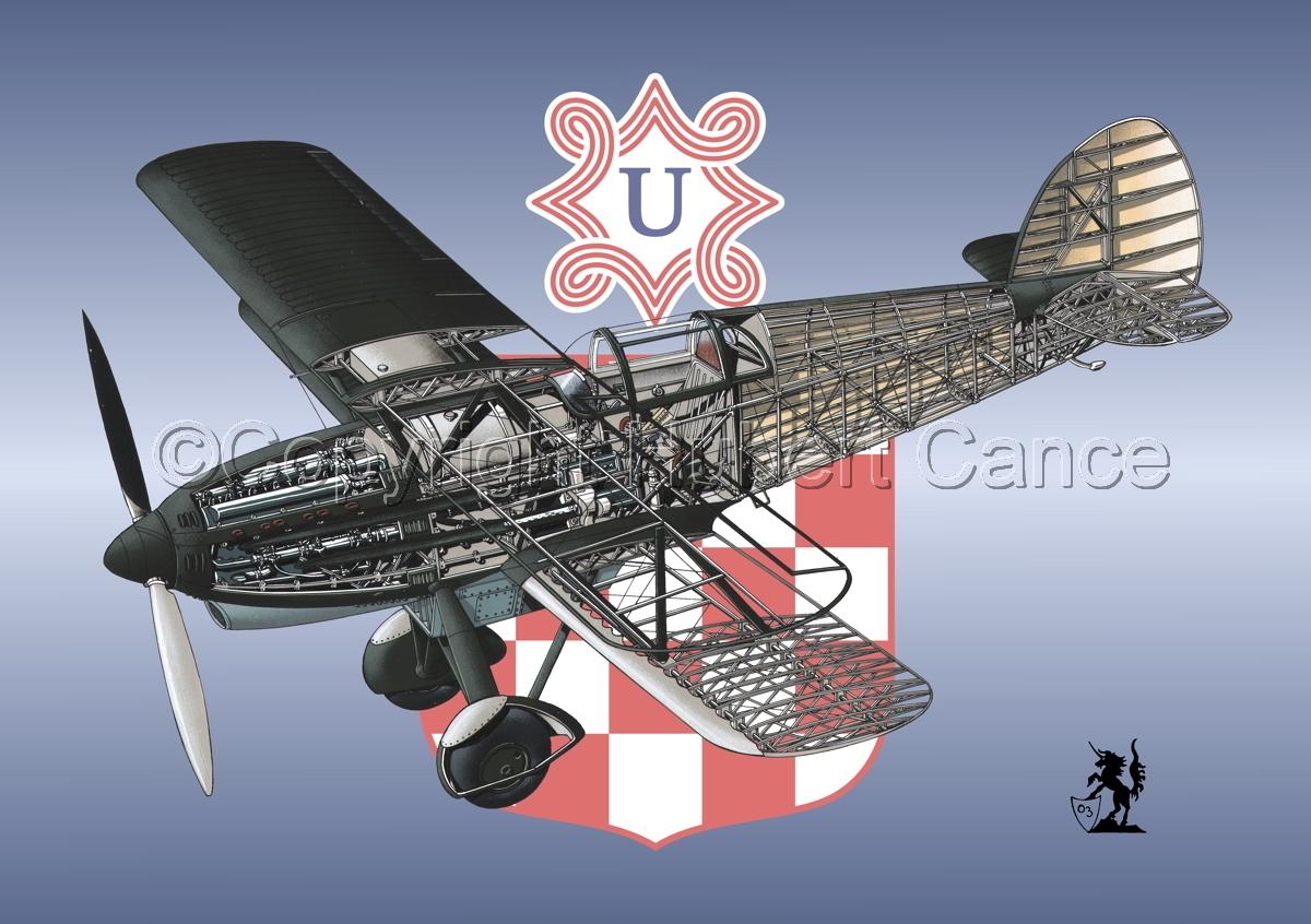 Avia B-534N (Insignia #12) (large view)