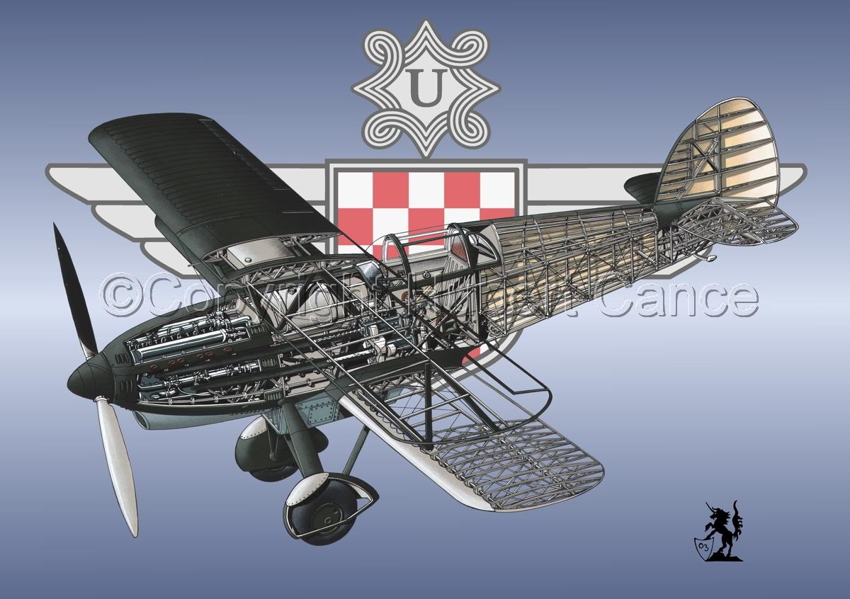 Avia B-534N (Insignia #13) (large view)