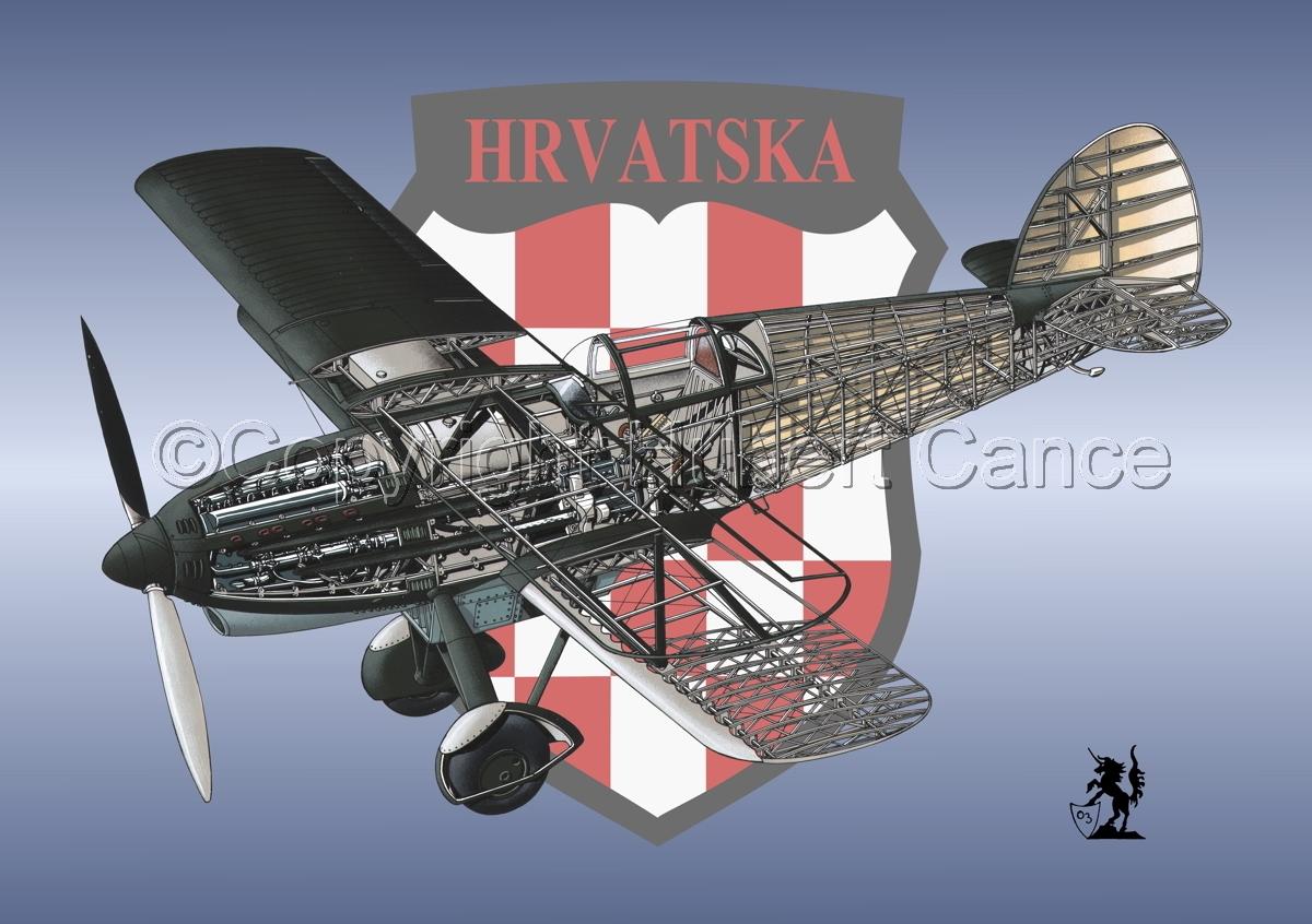 Avia B-534N (Insignia #14) (large view)