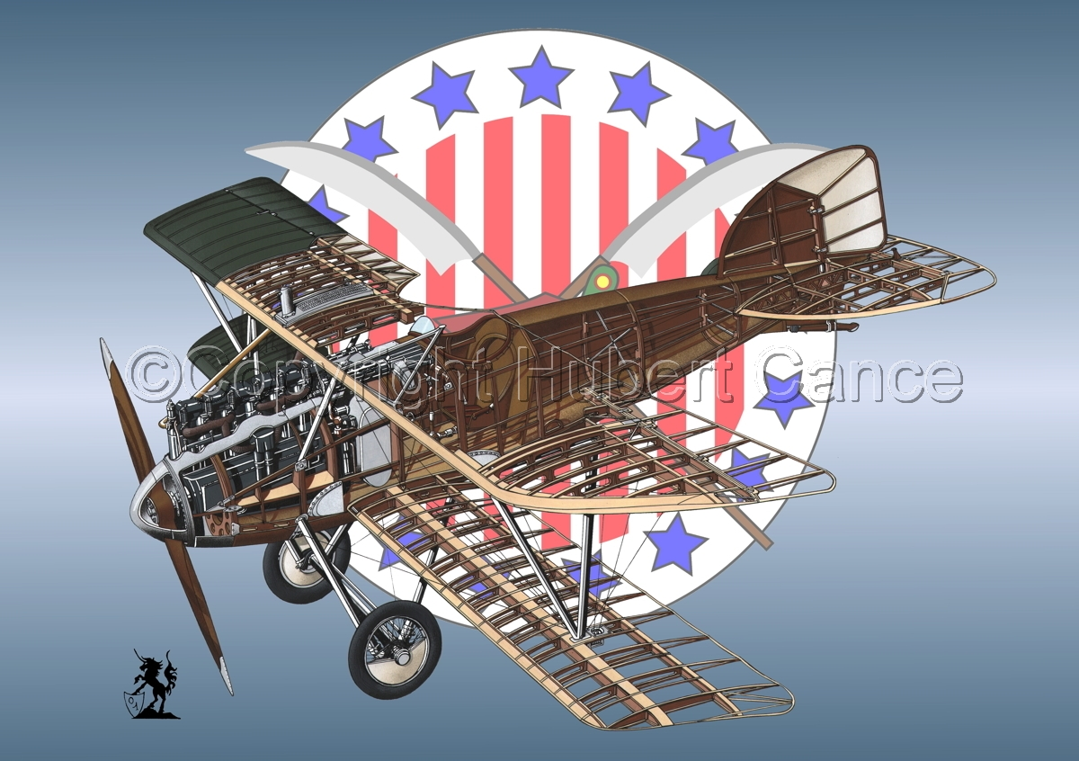 Albatros D.III (Insignia #2) (large view)