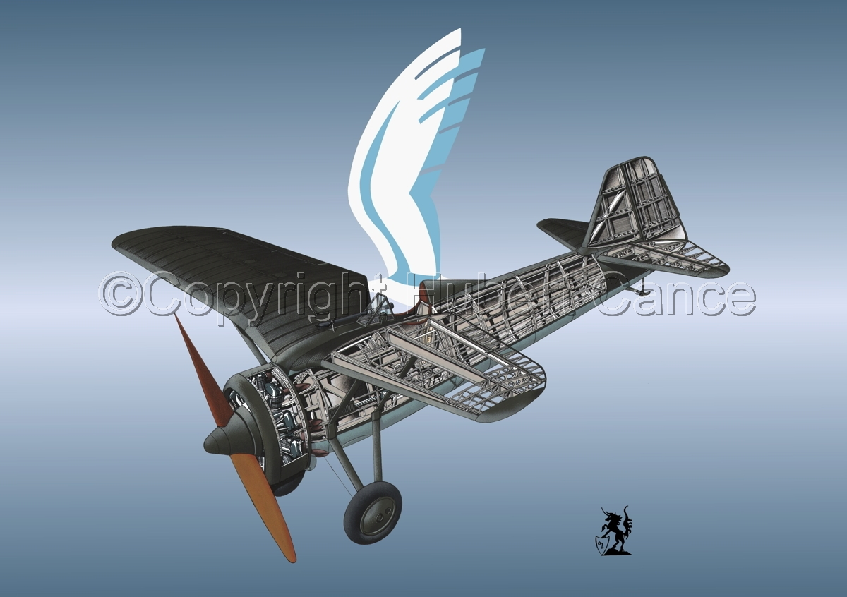 PZL P.7a (Insignia #18) (large view)