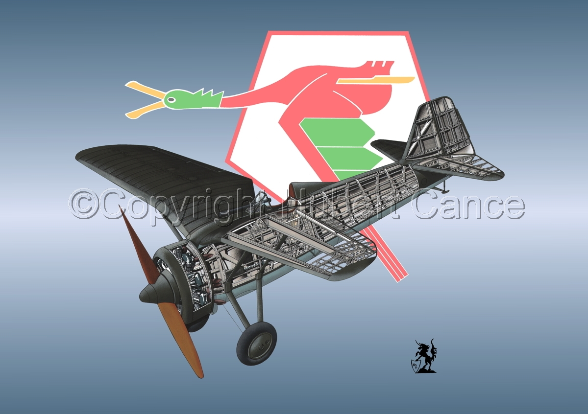PZL P.7a (Insignia #20) (large view)