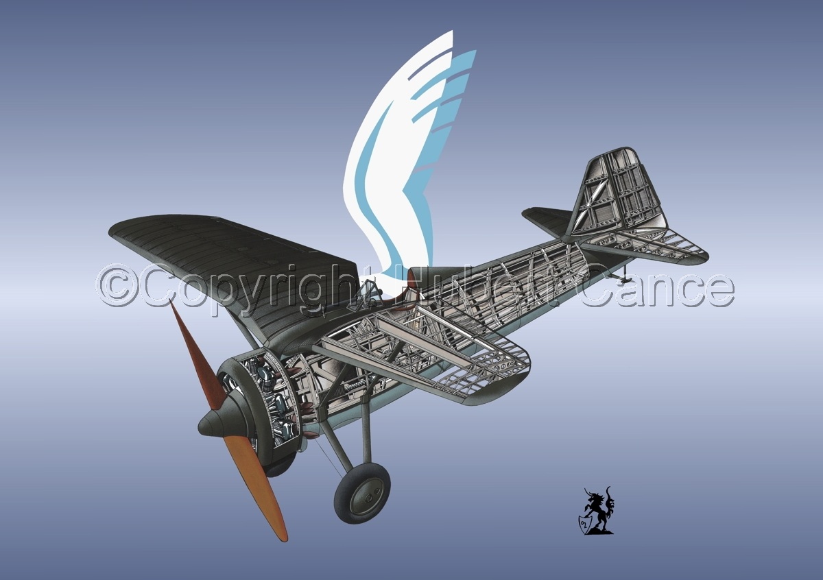 PZL P.7a (Insignia #23) (large view)