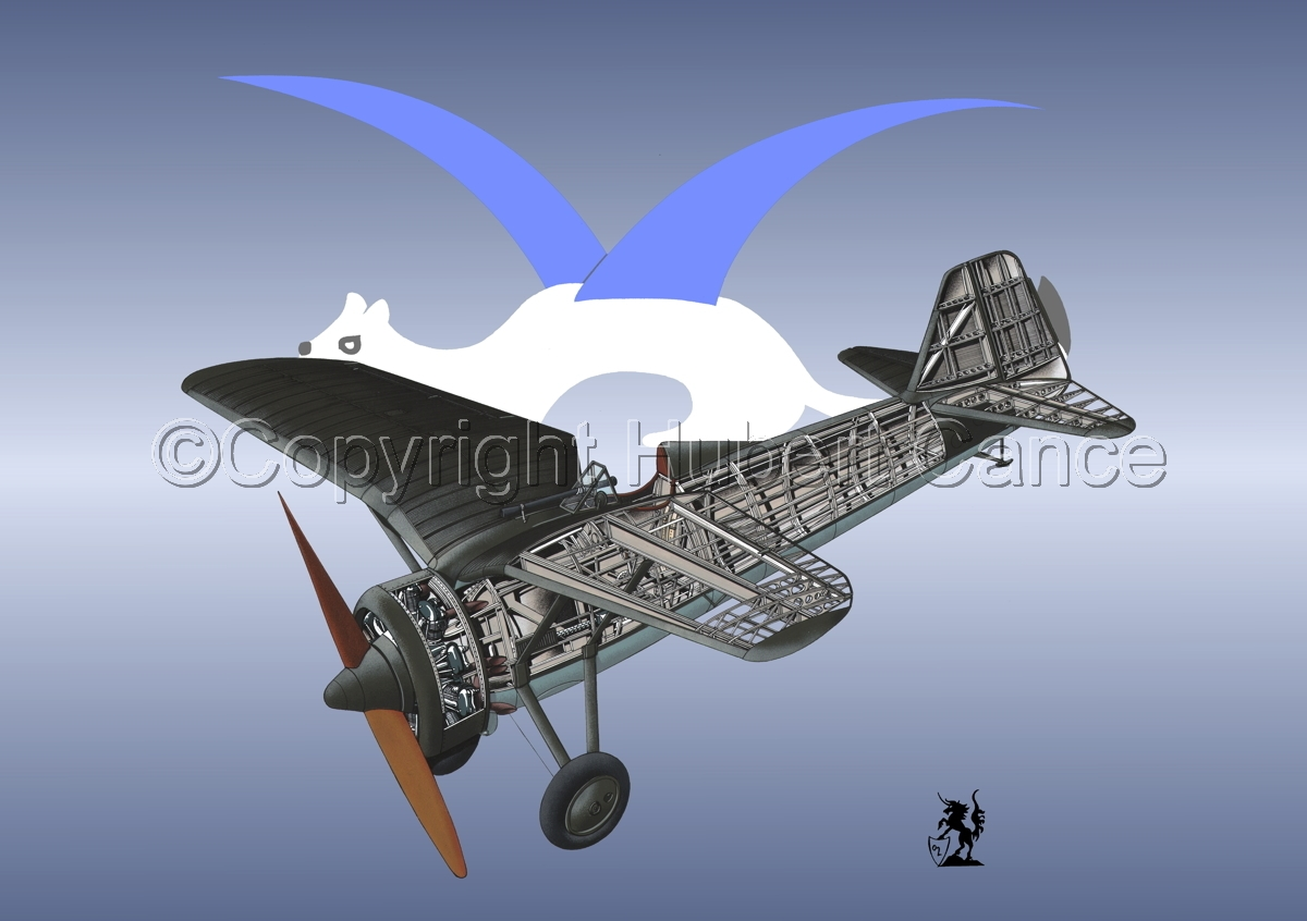 PZL P.7a (Insignia #26) (large view)