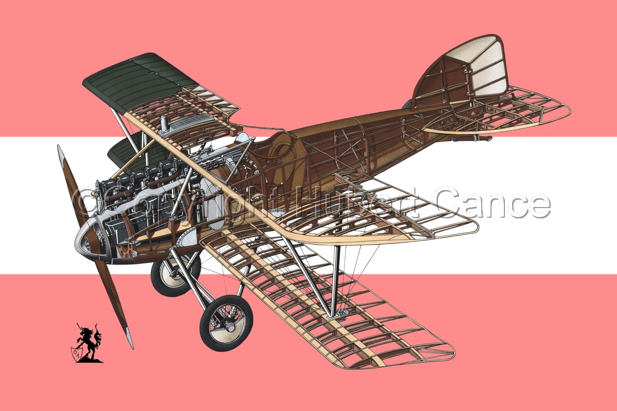 Albatros D.III (Flag #5) (large view)