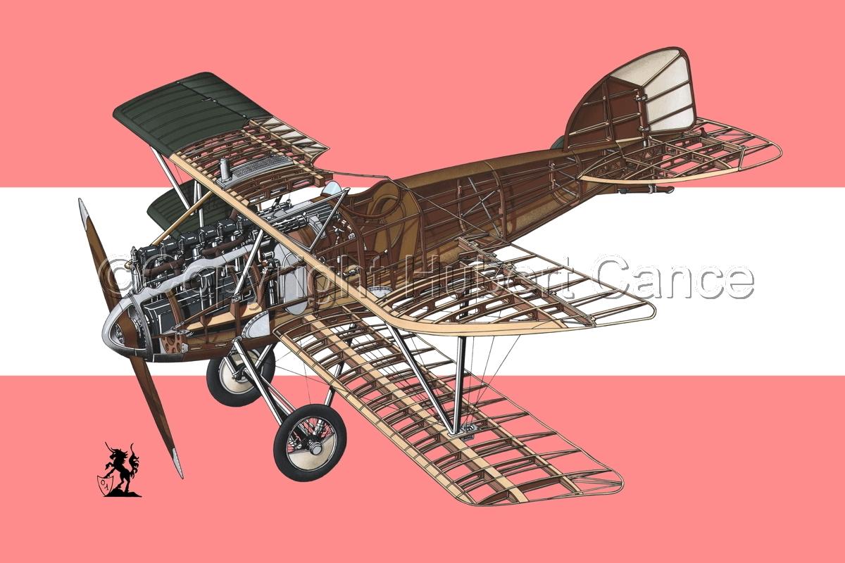 Albatros D.III (Flag #5) (large view)