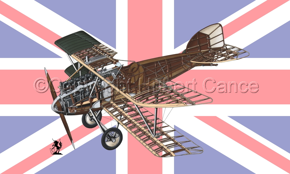 Albatros D.III (Flag #8) (large view)